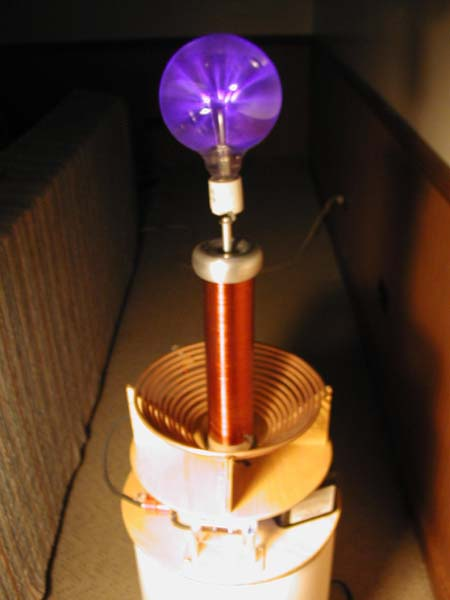 how to build a small tesla coil at home